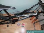 Specjalistyczne naprawy rowerowe, mobilny serwis rowerowy