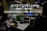 Szkolenie online Pracownik administracyjno - biurowy z zaświadczeniem